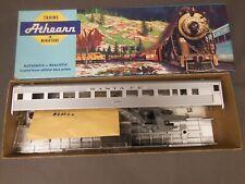 Ho Scale Athearn 1811 Santa Fe Streamline Coach Kit