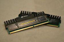 Corsair Vengeance 1600Mz  8GB Kit (2 X 4GB) PC3-12800 Unbuffered RAM DD3 PC Ram
