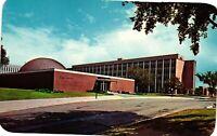 Vintage Postcard - Planetarium Building Michigan State University #1551