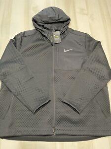Nike Therma Sphere Max Full-Zip Hooded Jacket BV3998-011 MENS SIZE 3XL