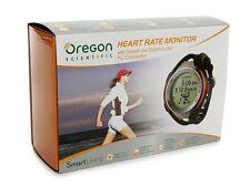 Oregon Scientific SE833 PC Download Heart Rate Monitor Black Brand New
