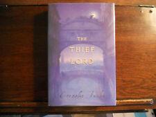 THE THIEF LORD,Cornelia Funke,SIGNED w/DRAWING, 1st ed/1st printing HCDJ 2002 US