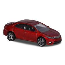 """Toyota Corolla Altis Red Majorette Street Cars 292J 2020 1:64 3"""" inch Toy Car"""