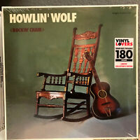 "HOWLIN WOLF - Rockin' Chair - 12"" Vinyl Record LP - SEALED"