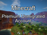Minecraft Java Edition Account | Premium | PC | Full Access | Instant Delivery