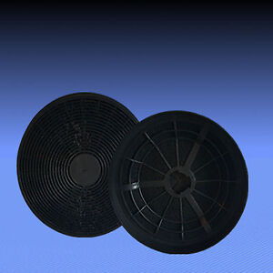 1 Aktivkohlefilter Kohlefilter Filter für Respekta CH 22078 IX , CH 22068 IX