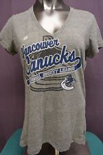 Majestic NHL Womens Vancouver Canucks Shirt NWT $30 XL