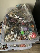2kg Wear Repair Craft Modern Vintage Costume Jewellery Job Lot Bundle