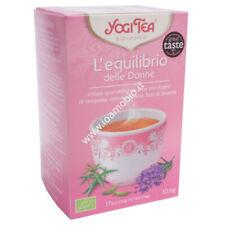 Yogi Tea - L'equilibrio delle Donne - Verbena, lavanda, foglie di lampone