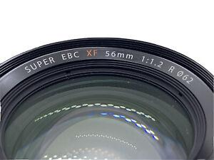 Fujifilm XF 56mm f/1.2 R - like new - Professional quality lens