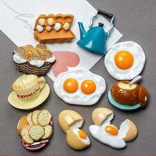 Fridge Magnet 3D Food Creative Simulation Cute Refrigerator Magnetic Stickers