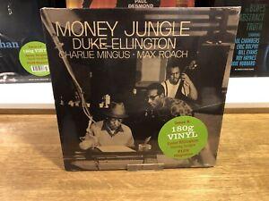 "DUKE ELLINGTON - "" MONEY JUNGLE "" - JAZZ AT 33 1/3 - VINYL DISC - DeAGOSTINI"