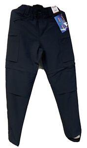 UNITED UNIFORM  ZIP OFF BIKE PATROL PANTS NAVY BLUE MENS SIZES NEW CLOSEOUTS