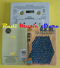 MC R.E.M. REM Eponymous 1988 holland I.R.S. 466338 4 no cd lp dvd vhs