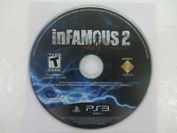 Sony PlayStation 3 Infamous 2 Video Game PS3 - Disc Only