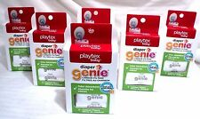 Playtex Baby Diaper Genie Carbon Filters Refill Tray for Diaper 6PKS x 4Filters