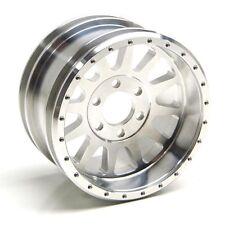 Gear Head RC 2.2 Lightweight U4 Race Wheels, Silver (4) GEA1030