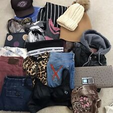 HUGE LOT 25 Teen Girls Sz 14-16 Clothing Justice Forever 21 Clothes Trendy