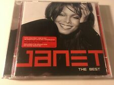 Janet Jackson [NEW NOT SEALED] 2x CD ALBUM The Best