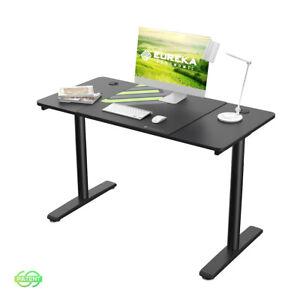 Eureka Ergonomic® Modern Simple 47'' Computer Desk - Black