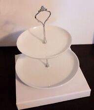 Alzata porta-dolci cupcake Alzatina in ceramica Nuovo con scatola