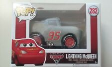 funko,pop,neuf,LIGHTNING MCQUEEN,GREY,CARS,disney,pixar,282