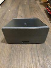 Sonos Play:3 - Wireless Home Smart Speaker - Black- Good Condition