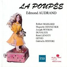 La Poupee / Edmond AUDRAN / (1 CD) / NEUF