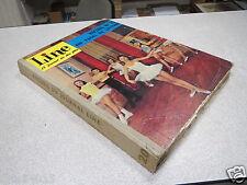GA1 ALBUM RELIURE RECUEIL LINE N° 20 le journal des chics filles N° 272 1960 *