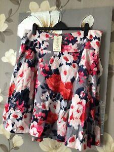 Monsoon Brand New £60 Gorgeous Skirt Size 22 ♡ ♡  ♡