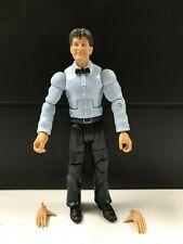 WWE Mattel Dangerous Danny Davis Wrestlemania 36 Elite BAF Build A Figure loose