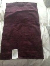 Wine Egyptian Cotton plain hand towel 100% Cotton NEW