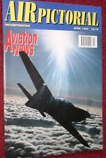 Air Pictorial 1996 April Northwest,Canadian Sea King,CL-215,CL-415,FH-1