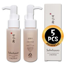 Sulwhasoo Gentle Cleansing Foam 50ml x 5pcs (250ml) Probe Newist Version