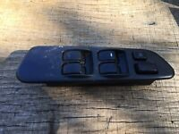 01-05 MITSUBISHI ECLIPSE CONVERTIBLE MASTER POWER WINDOW SWITCH MR368945 R4241