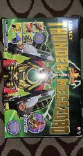 Bandai Power Rangers Legacy Thunder Megazord (Used) (Missing sword and staff)