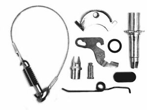 Rear Right Drum Brake Self Adjuster Repair Kit For Ford E150 Club Wagon J696CC