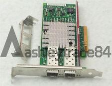 Intel/Dell X520-DA2 10Gb 10 Gigabit Network Adapter NIC Dual E10G42BTDA