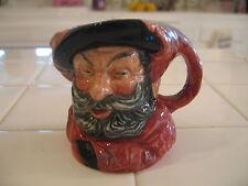Vintage Royal Doulton England Sir John Falstaff Toby Character Jug Mug 1949