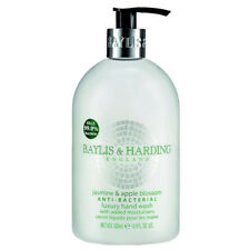 Baylis & Harding Jasmine & Apple Blossom Anti-Bacterial Hand Wash 500ml