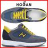 Hogan Scarpe Uomo Interactive Sneakers Sportive Comode Men Shoes 40 41 42 43 44