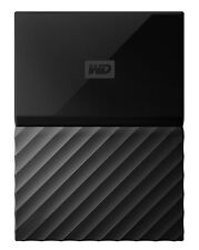 Western Digital My Passport 2TB WDBP6A0020BBK-WESN Portable External HDD