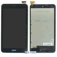 Acer Iconia One 7 inch B1-780 Black Touch Screen Digitizer LCD Display Assembly