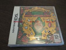 Zelda Freshly-Picked Tingle's Rosy Rupeeland Nuevo - Pal España Nintendo DS