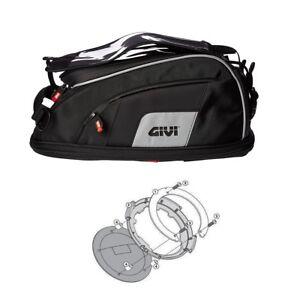 Superbike 848 EVO Bj.11-13 Motorrad Ducati Givi Tankrucksack Set 15L Tankbag