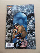 Crimson 7 . Ramos ( 3 covers) - Image / Cliffhanger ! 1998 - VF - minus