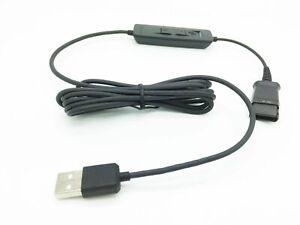 Practica SP-USB20 USB Audio Processor for SP11-QD & SP12-QD headsets to Computer