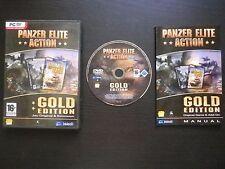 PANZER ELITE ACTION : Fields of glory + Dunes of war (JEUX PC DVD-ROM, suivi)