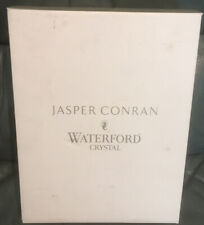 Waterford Crystal Jasper Conran Aura Goblet- Pair With Original Wrapping And Box