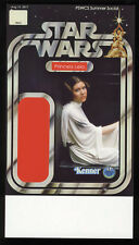 Star Wars Princess Leia Uncut Cardback PSWCS Summer Social 2017 Exclusive PA